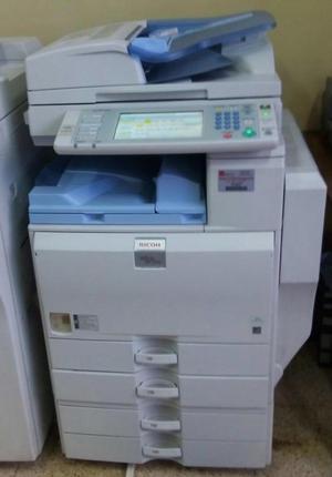 fotocopiadora marca ricoh mp  en promocion