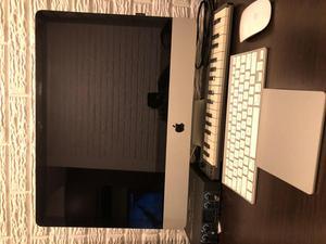 iMac 21.5'' mid  core i5 8gb ram 500gb HD