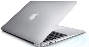 macbook Air 13 pulgadas disco 128 ssd RAM de 4GB intel