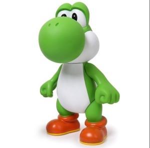 Super Mario Bros Green Yoshi Verde Figura Banpresto