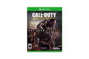 Call of Duty Advanced Warfare usado para xbox one