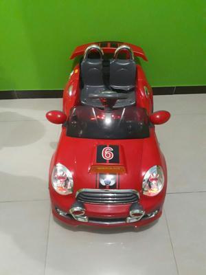 Carro de Baterías para Niños