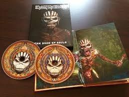 Iron Maiden The Book Deluxe Cd Sellado Heavy Metal