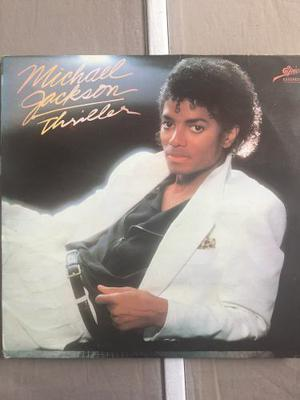 Lp Vinilo Michael Jackson Thriller