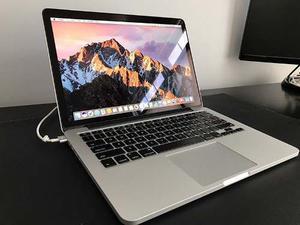 Macbook Pro Retina 13, Excelente Como Nuevo