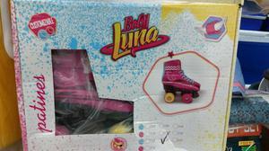 Patines Soy Luna desde La Talla 28 a 37