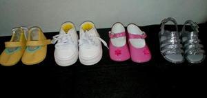 Se Vende Juego de Zapatos para Talla 18