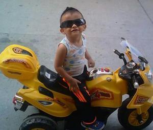 Vendo Moto de Bateria para Niño