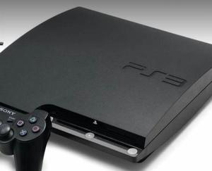 Vendo Ps3 Slim Un Control Y Juegos.digit