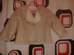 chaqueta marca GAP talla 12a 24 meses $