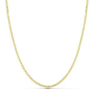 Cadena Mujer Eslabon Oro 18k