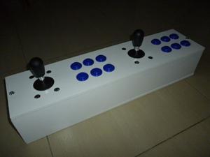 Caja Control Arcade Usb Pc, 2 Jugadores A Super Precio !!!