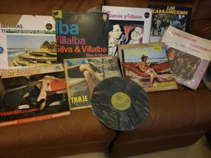 Discos en Vinilo de Música Colombiana