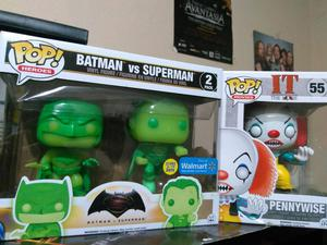 Funko Pop Batman Vs Superman