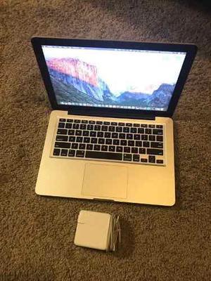 Macbook Pro 13 Pulg  I5 + 8 Gb Ram + 128 Ssd + 500gb Hdd