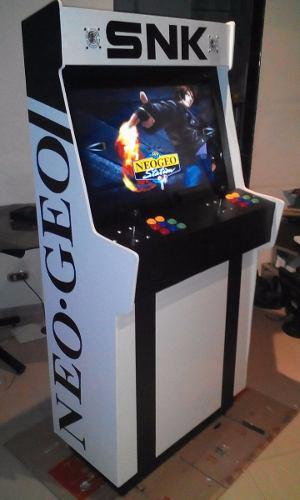 Maquina Arcade Elite Multijuegos  Juegos Neo Geo Capcom