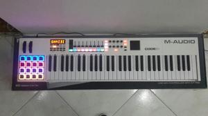 ganga CONTROLADOR MIDI..M AUDIO CODE 61