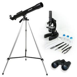 Celestron Csn Telescope, Amplificador De Microscopio; Kit D