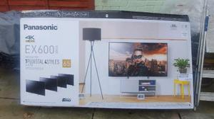Televisor Panasonic De 65 4k Con Multi Hdr Imagen Premium