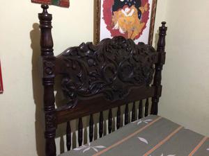 Cajita de madera americana antigua bogot posot class - Camas de madera antiguas ...