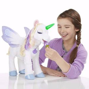 Mascota Furreal Fur Real Star Lily Mi Unicornio Mágico