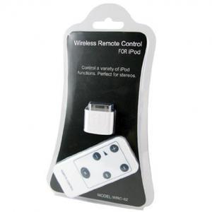 Wc02-1p0 Control Remoto Iphone 4 / Ipod / Ipad