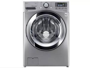 lavadora lg carga frontal nueva