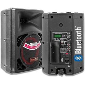 2 Cabinas De Sonido Audiopro Prow Profesional Activo