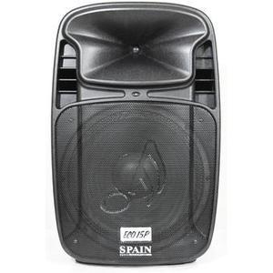 Cabina De Sonido Pasiva Spain Eco15p - Negro