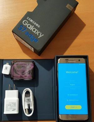 Galaxy S7 Edge. Poco Uso Factura Accesor