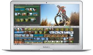 Laptop Macbook Air De Apple Md712ll / A Portátil De 11,6