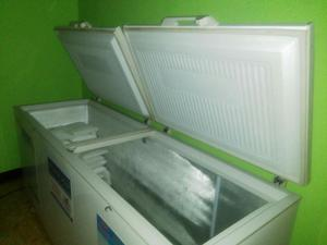Magnifico Congelador Y Enfriador Esta Ok