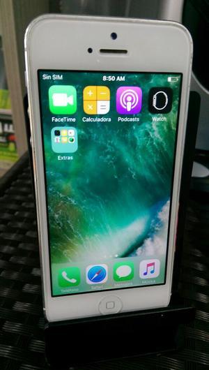 iPhone 5 Usado con Factura Y Garantia