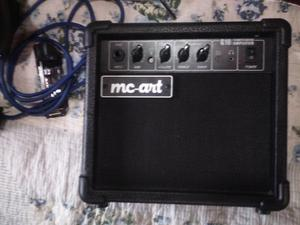 Amplificardor de Guitarra Mc Art De 10 Watts