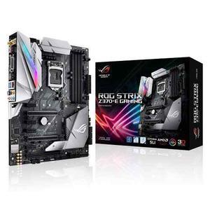 Board Asus Rog Strix Z370-e Gaming 8va Gen Wifi Sli M.2