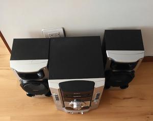 Equipo Sonido Sony Genezi Mhc Rg190