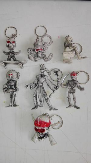 Figuras Colección en llaveros