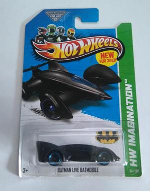 Hot Wheels Varios Batman Coleccion