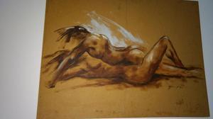 Obra. Al. Oleo. de Noemi Perez