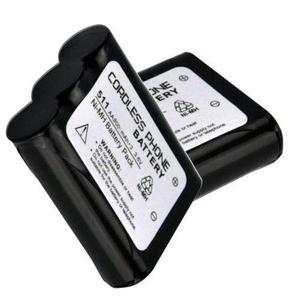 4 Bateria Para Telefono Panasonic P-p511 P402