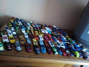 Coleccion carros hot wheels