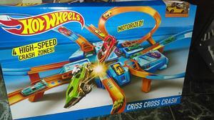 Pistas Hot Wheels Motorizadas Navidad
