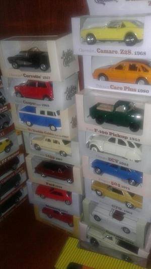 Vanta Autos de Colección Clásicos 4x4 Ca