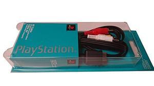 Cable Av Playstation Para Playstation 2 Y 3 Ps One