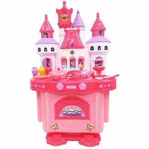 Disney Princesa Cocina Niña Con Luces Y Sonidos Boing Toys