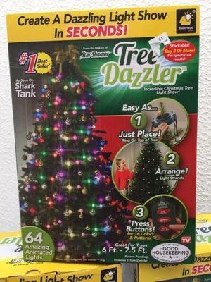 Luces Arbol Navidad Tree Dazzler ! Entrega Inmediata !