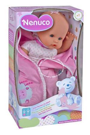 Nenuco Recién Nacido Con Sonidos - Boing Toys -