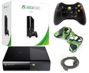 Xbox 360 Super Slim E 4gb Wifi Sin Modificaciones* Stargus
