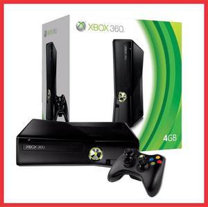 Xbox  Slim R 320gb + Juegos Ultima Generación