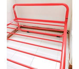 Cama sencilla con cama auxlilar colchones posot class for Colchon cama sencilla